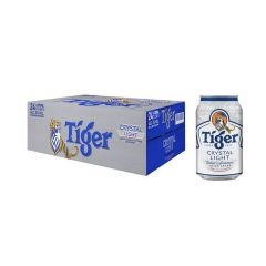 TIGER® CRYSTAL 330ML 24 CANS